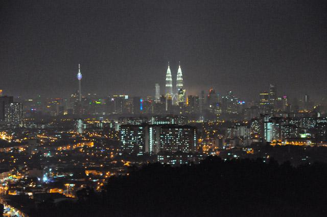 Hulu Langat Lookout Point Kuala Lumpur