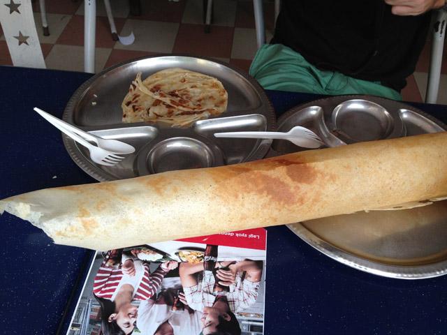 Roti Tosai in Malaysia