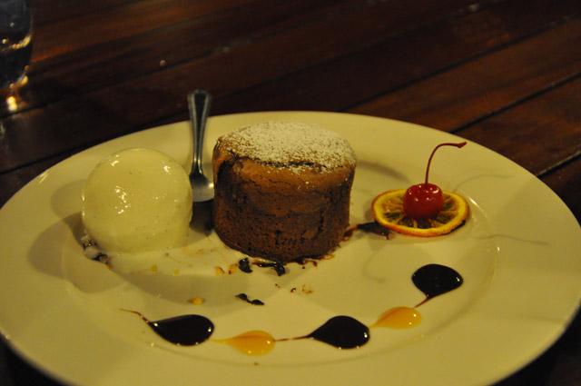 Chocolate Lovers Cake Tanjong Jara Resort