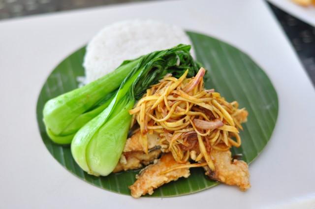 Mango Fish Nelayan Restaurant Tanjong Jara Resort