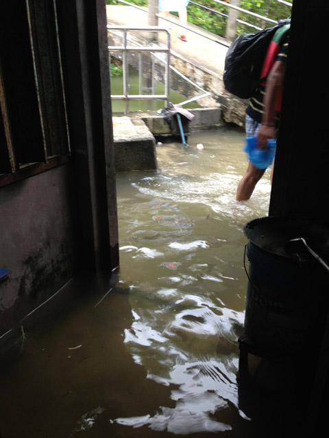 Rainy Season Phuket