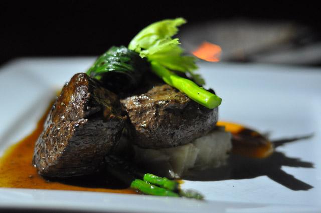 Steak Medallions Tanjong Jara Resort Private Dinner
