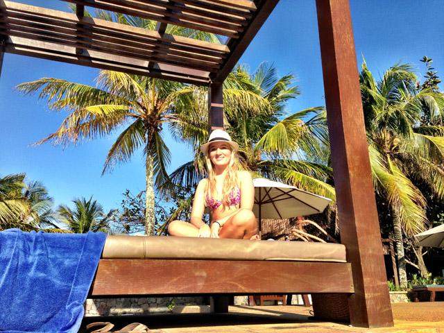 Tanjong Jara Resort Pool Cabana