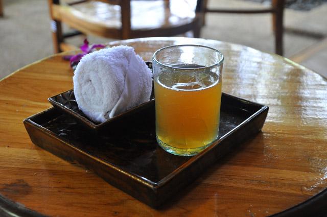Tanjong Jara Resort Spa Village Roselle Tea