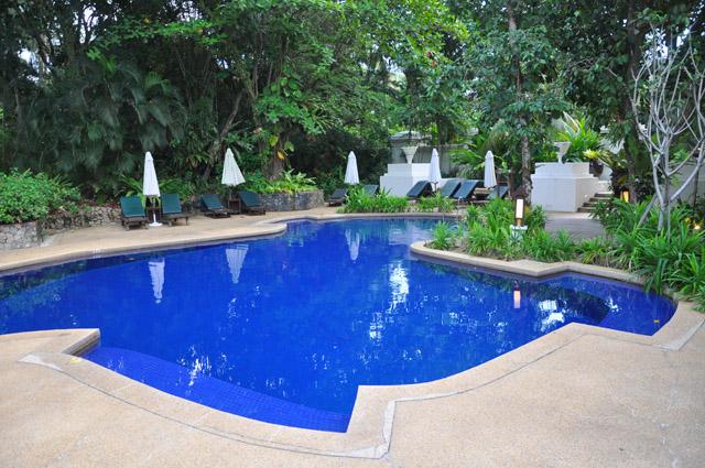 Tanjong Jara Resort Swimming Pool
