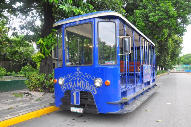 Intramuros Tram