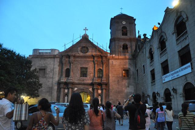 San Augustin Church Manila