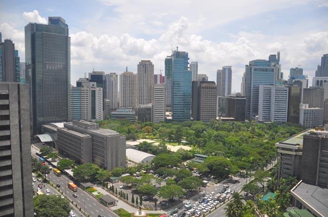 Shangri La Makati View