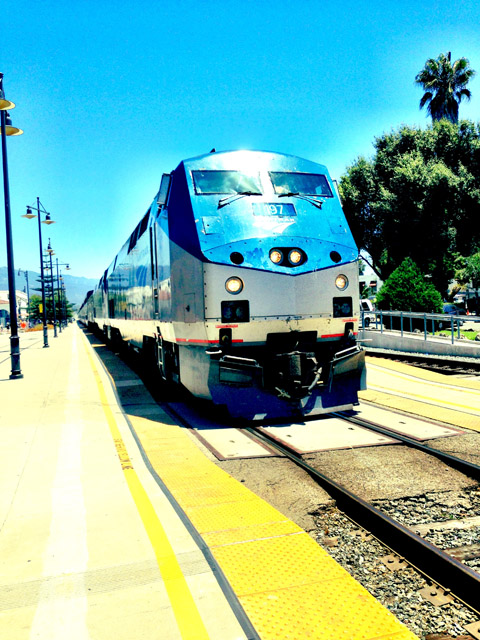 Amtrak Coast Starlight