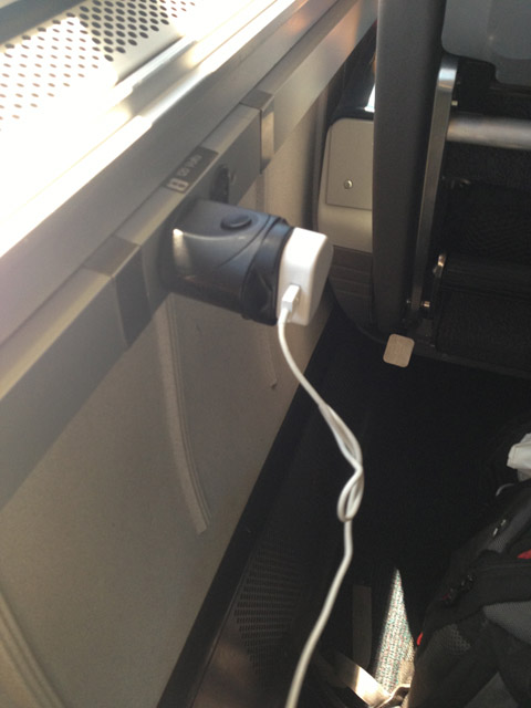 Amtrak Power Points