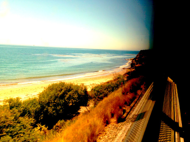 Amtrak Train Journey