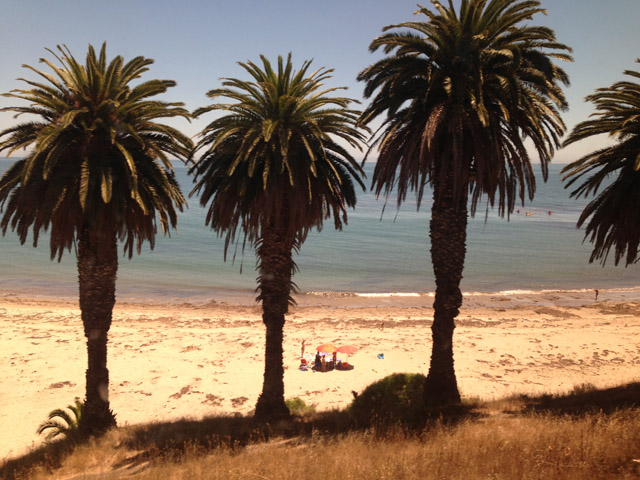 Coast Starlight Beach California