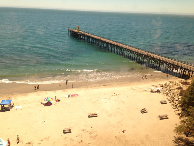 Coast Starlight Beaches California