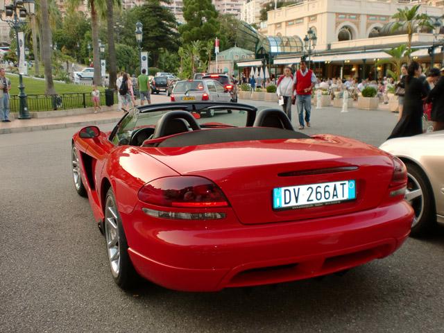 Fast Cars Monaco