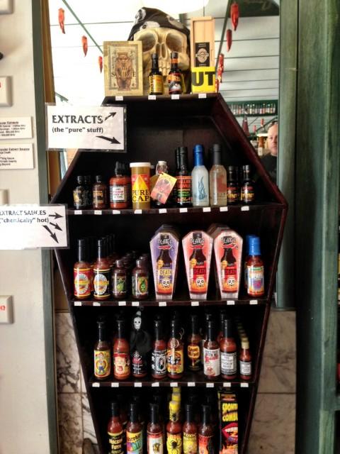 tears of joy austin texas hot sauce