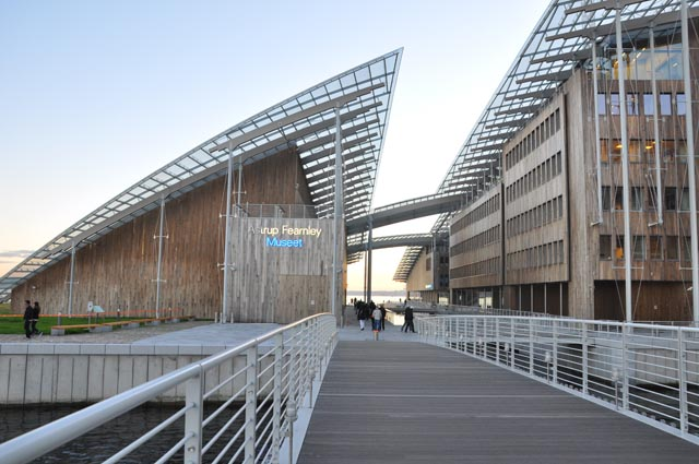 Astrup Fearnley Museum- Things to do in Oslo