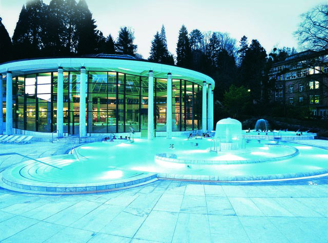 Caracalla Spa Baden Baden