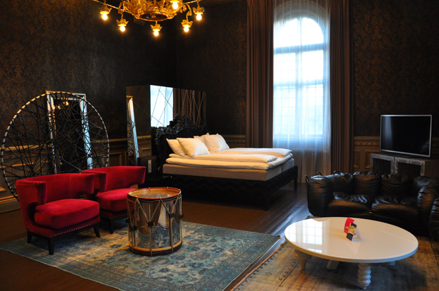 Review comfort hotel grand central oslo pommie travels for Designhotel oslo