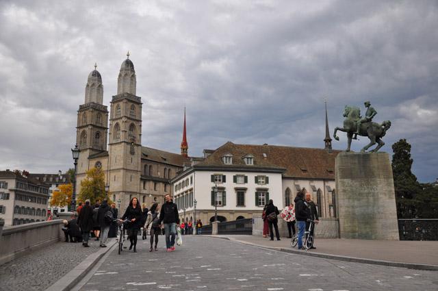 Grossmunster Zurich