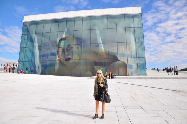 Oslo Opera House- things to do in Oslo