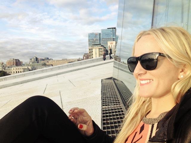 Pommie Travels in Oslo