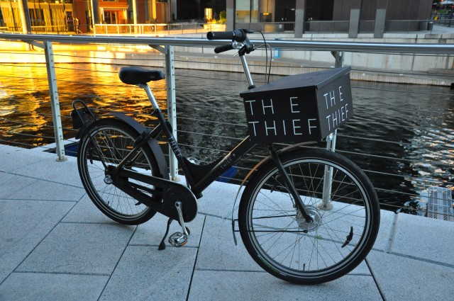 The Thief Hotel Bicycle