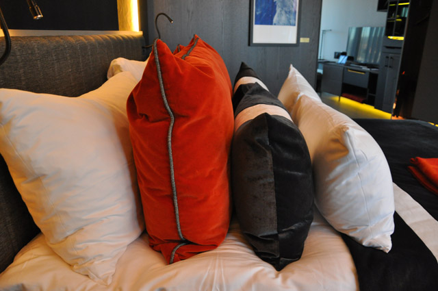 The Thief Hotel Pillows