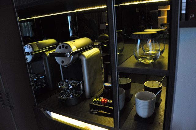 The Thief Nespresso Machine