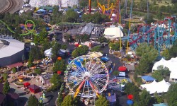 Elitch Gardens Denver