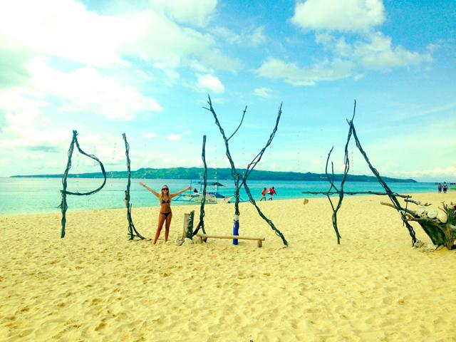 Puka Beach Philippines