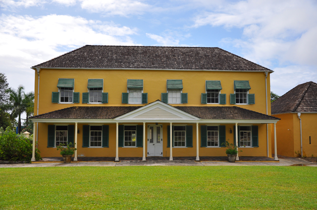 George Washington House Barbados
