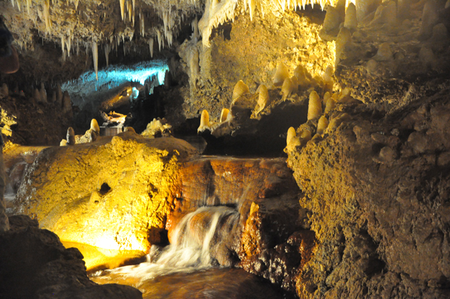 Harrisons Cave Barbados
