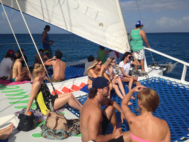 Jammin Catamaran Barbados