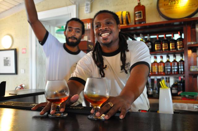 Mount Gay Rum Distillery Barbados