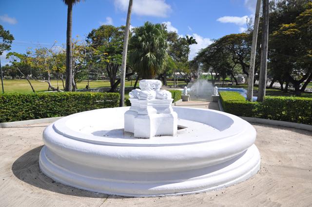 Queens Park Barbados