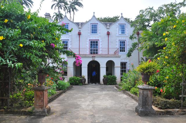 St Nicholas Abbey Plantation Barbados