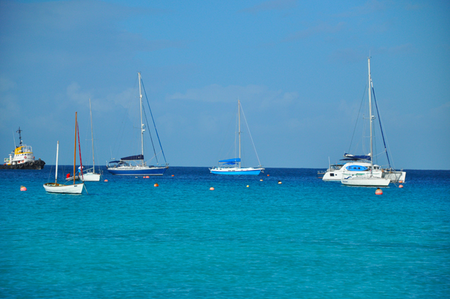Yachting Barbados