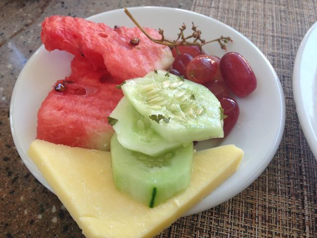 Amaryllis Beach Resort Breakfast