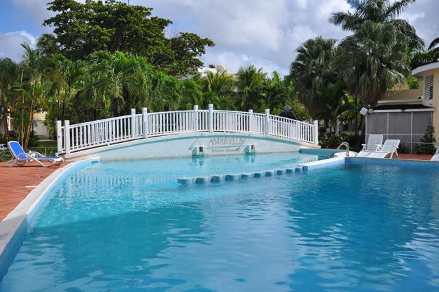 Amaryllis Beach Resort Pool