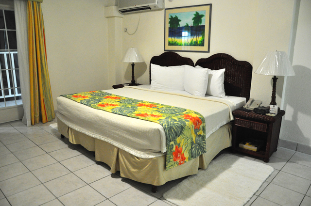 Amaryllis Beach Resort Room