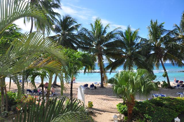 Amaryllis Beach Resort View