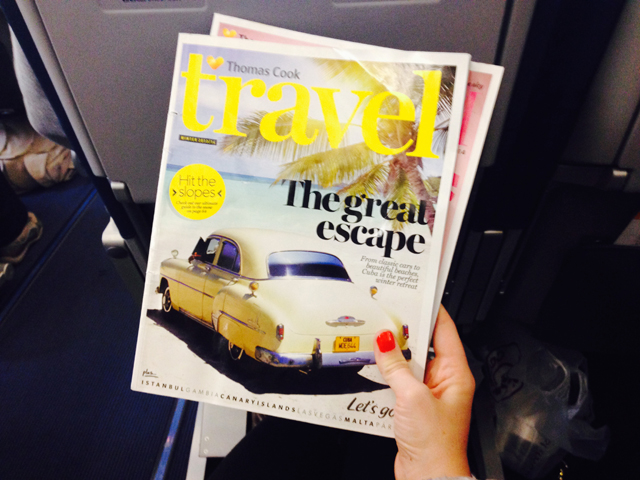 Thomas Cook Travel Magazine