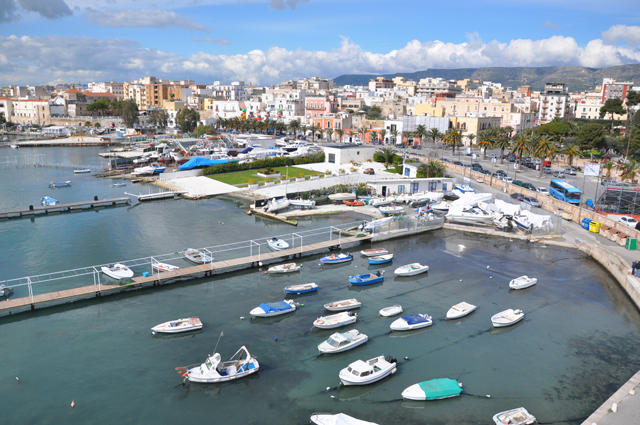 Manfredonia Italy