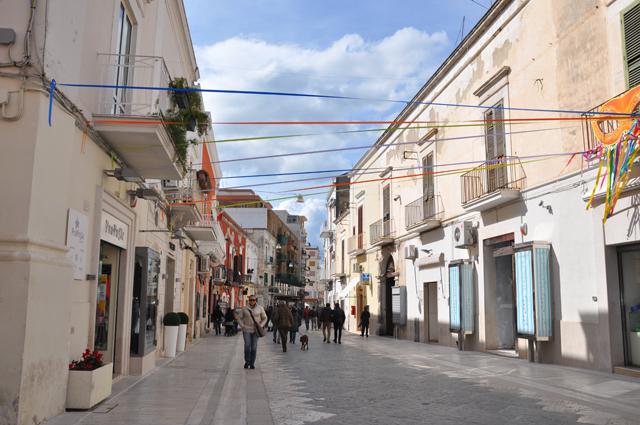 Manfredonia Main Street