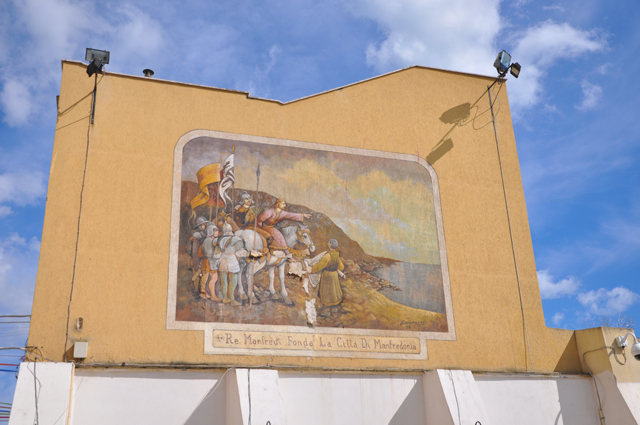 Manfredonia Mural Italy