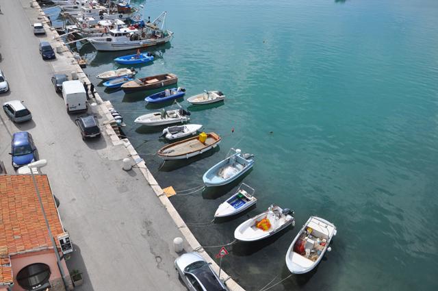 Manfredonia Port