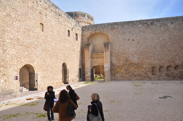 Swabian Castle Manfredonia