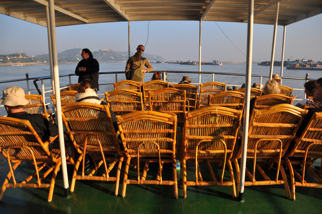 Express Ferry to Bagan