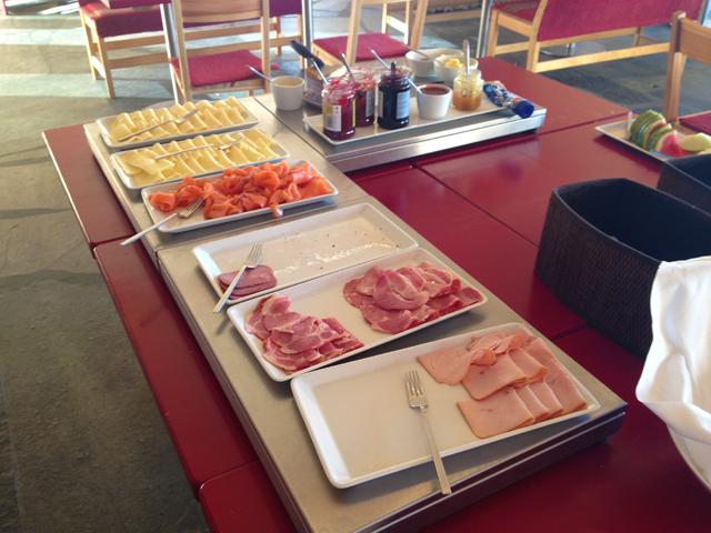 Norwegian Breakfast at Preikestolen Mountain Lodge
