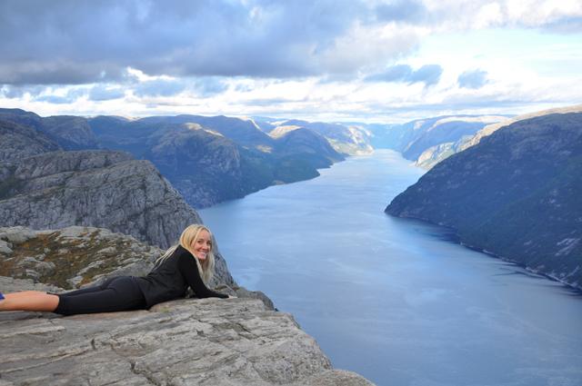 Lysefjord Preikestolen Norway